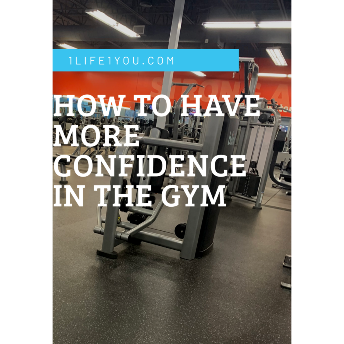 Have More Confidence In TheGym