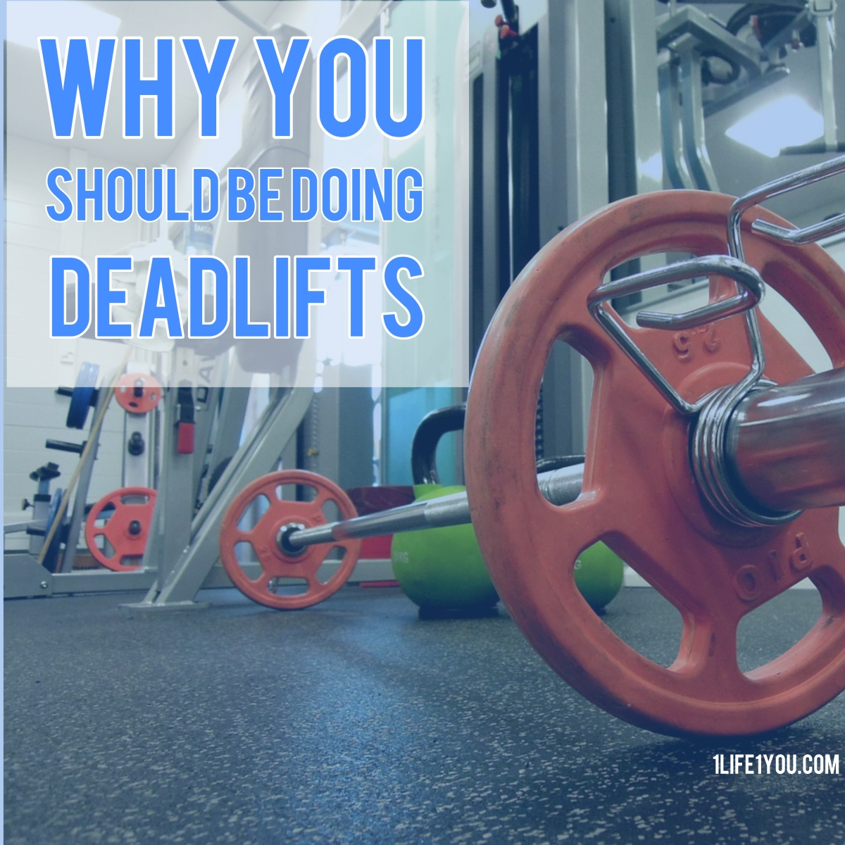Why YOU Should Be Doing Deadlifts