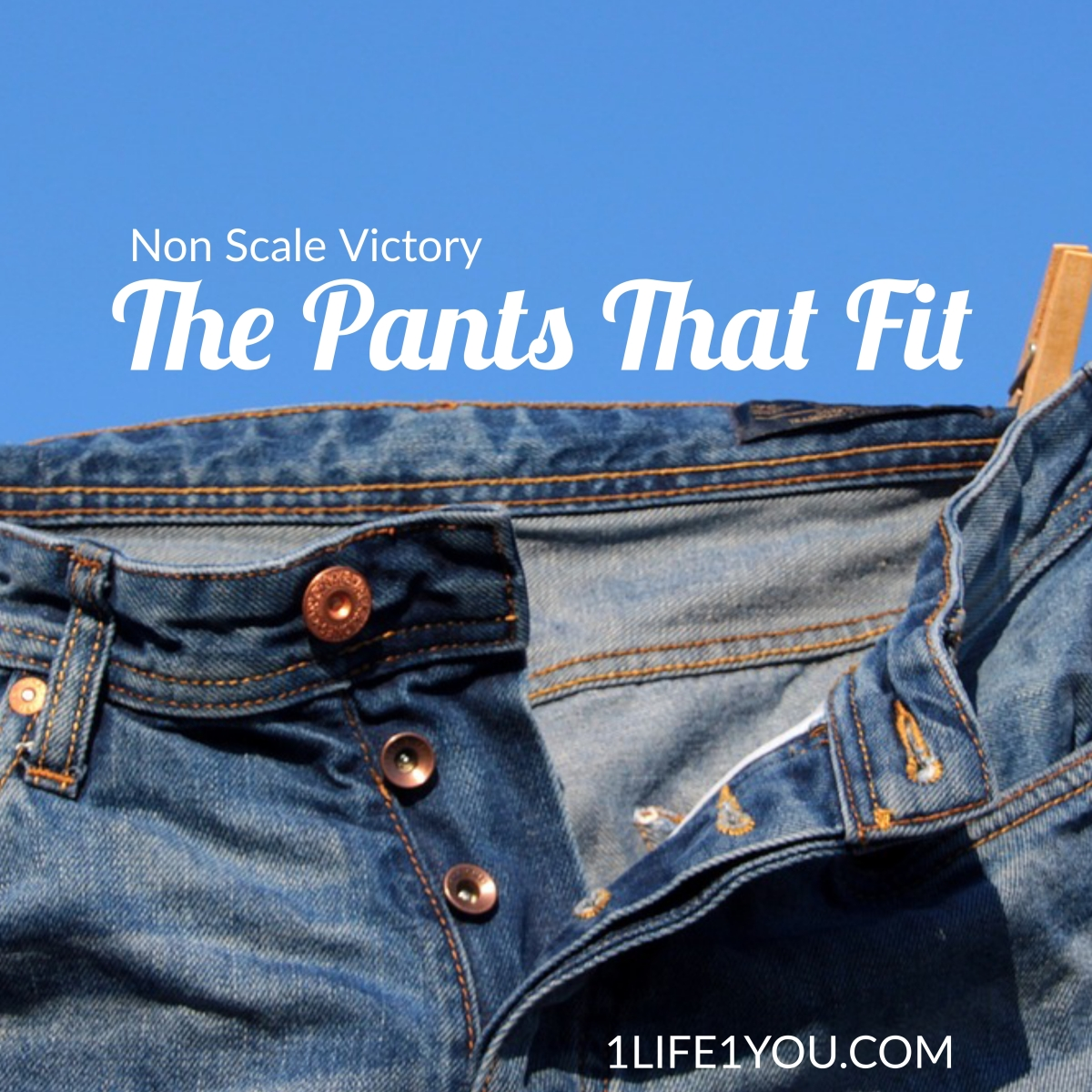 The Pants That Fit