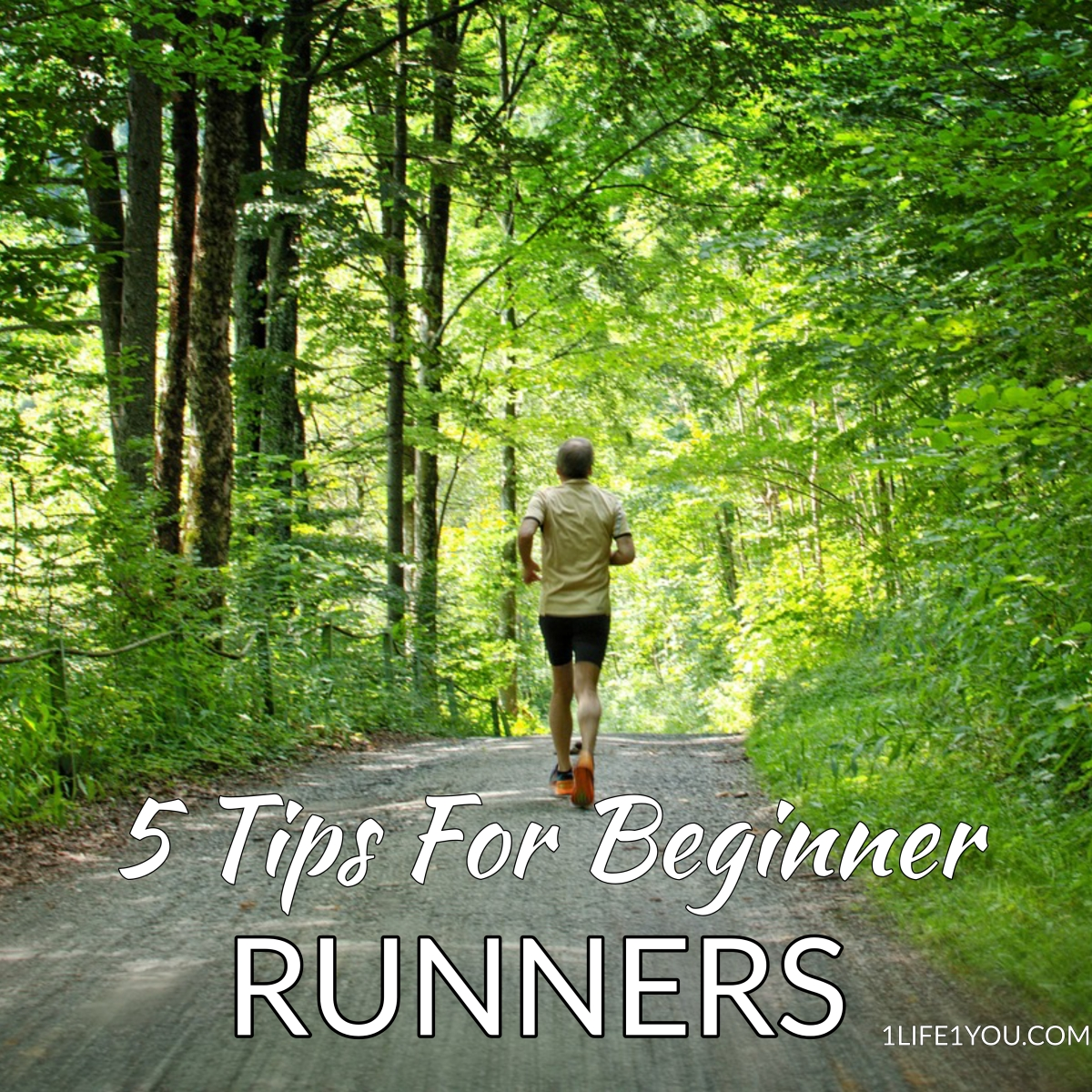 Tips To Start Running