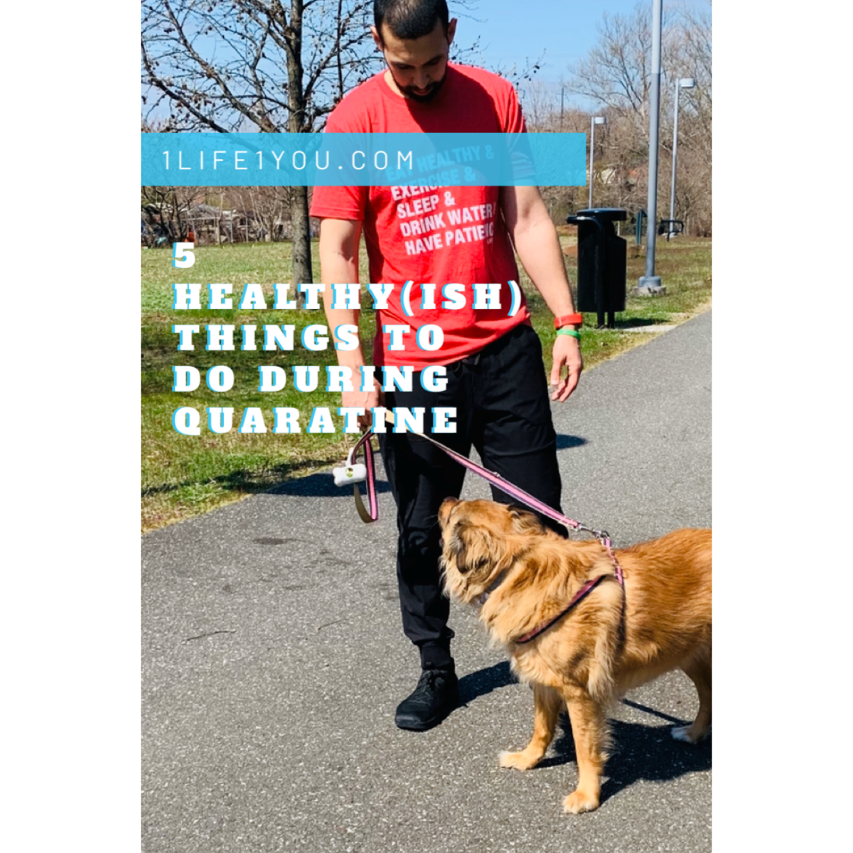 5 Healthy(ish) Things To Do While On Quarantine