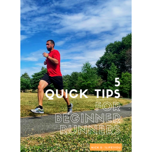 5 Quick Tips For Beginner Runners
