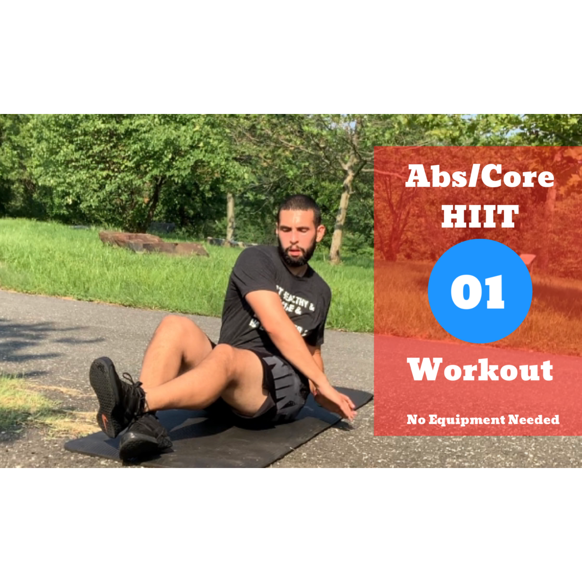 Abs / Core HIIT Workout 01