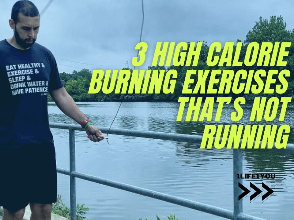 3 High Calorie Burning Exercises That's NotRunning